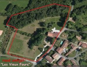 Google Earth - Les Vieux Fours, 2006 - kopie-crop